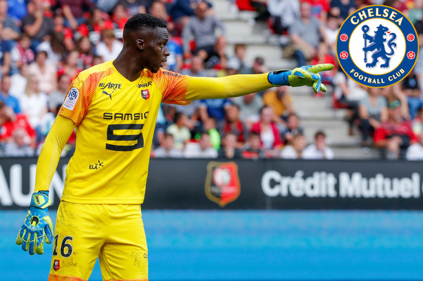 Chelsea Frustrated In Attempts To Sign Edouard Mendy, Favour New Kepa Plan