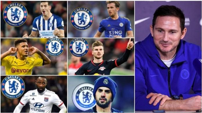 Lampard Reveals How Chelsea Has Been Sealing Big Transfers