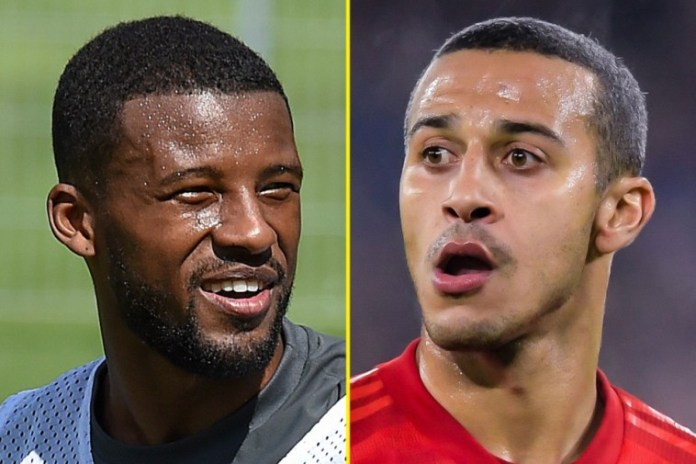 Liverpool To Now Sell These Three Players Instead Of Wijnaldum To Fund Thiago Transfer