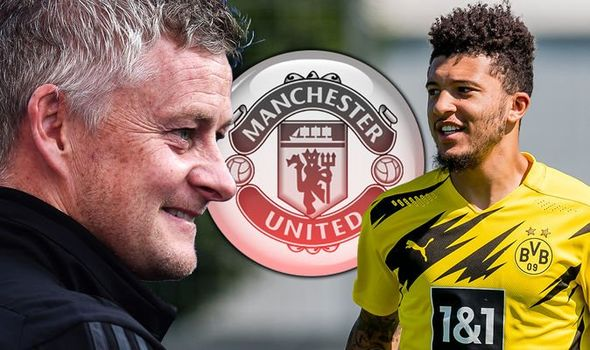 Man Utd Convince Dortmund To Sanction Jadon Sancho Transfer With New Payment Structure