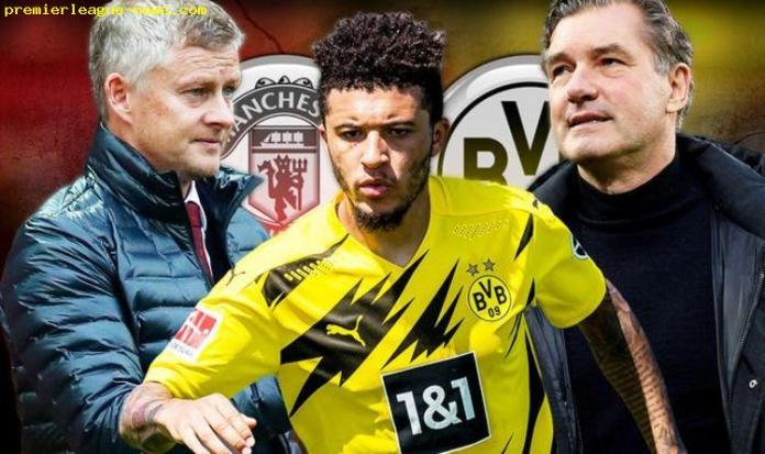 Man Utd Refuse To Be Bullied Into Paying Dortmund's Asking Price For Sancho
