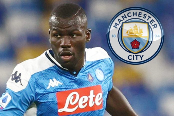 Manchester City Move For €70million Alternative To Kalidou Koulibaly