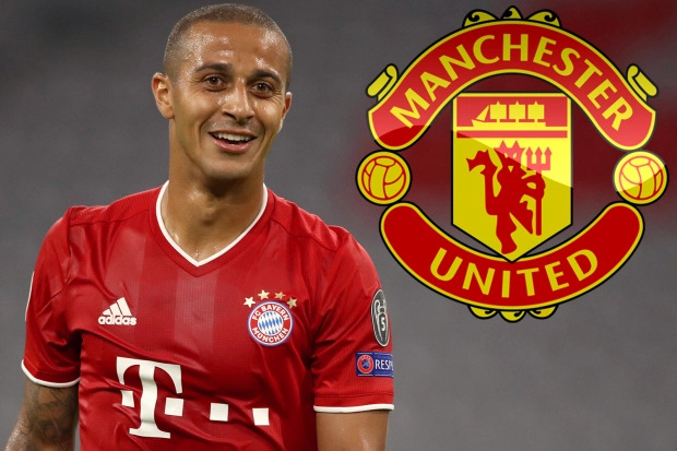 Manchester United Finally 'Agree Terms' With Thiago Alcantara