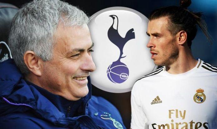 Mourinho Tells Daniel Levy An 'Unbelievable' Truth About Gareth Bale Transfer
