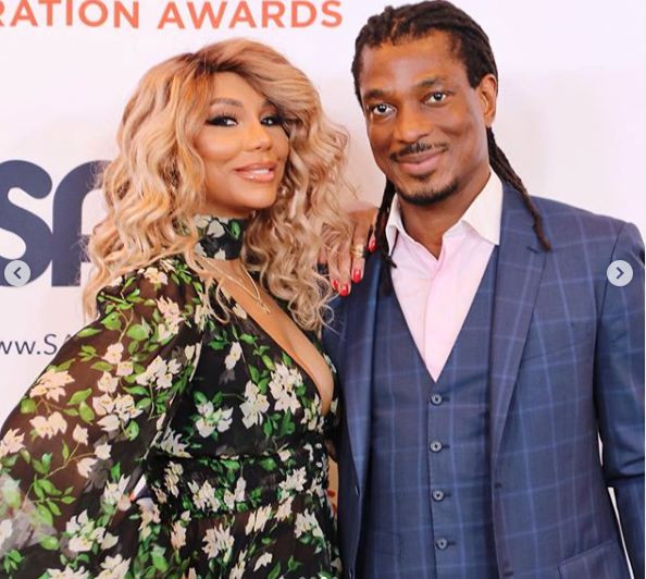 Update: Tamar Braxton Claims Her Nigerian Boyfriend Assaulted And Threatened To Kill Her In A 'Murder-Suicide'