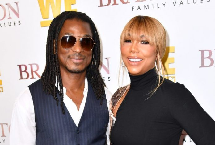 Nigerian Adefeso And Girlfriend Tamar Braxton, Go Separate Ways, Domestic Violence Claims
