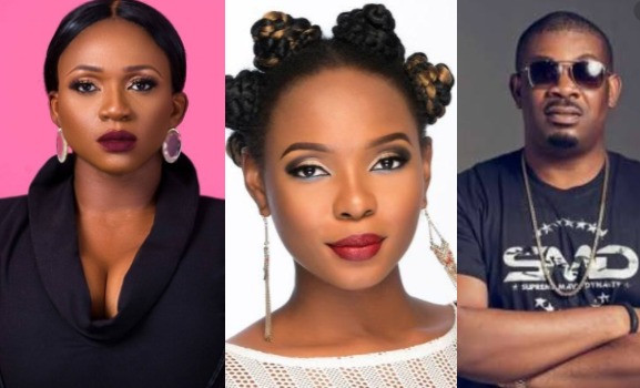 REPORT: DSS And Police Invites Don Jazzy, Waje, Yemi Alade Over Political Statements Made Against The Buhari Administration