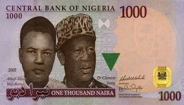 CBN Opposes Move To Remove The Arabic Inscription From Naira Note