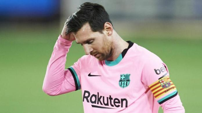 Barcelona To Cut Messi And Co Wage Bill Today To Avoid Bankruptcy