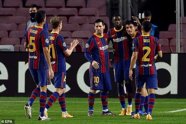 Deadlock As Barca's Agreement With Players Over Salary Reduction Fails
