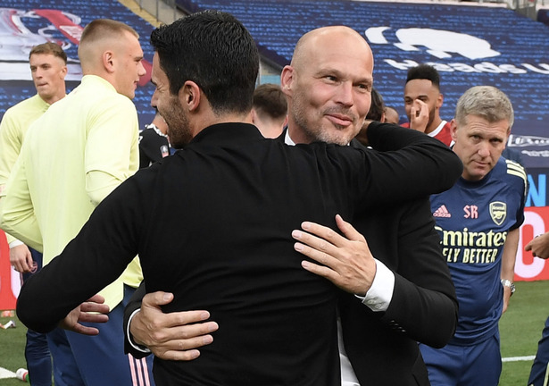 Freddie Ljungberg Opens Up On Why He Left Arteta's Arsenal Coaching Staff