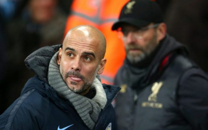 Guardiola Accused Of Talking In Codes After Man City's Draw With Liverpool