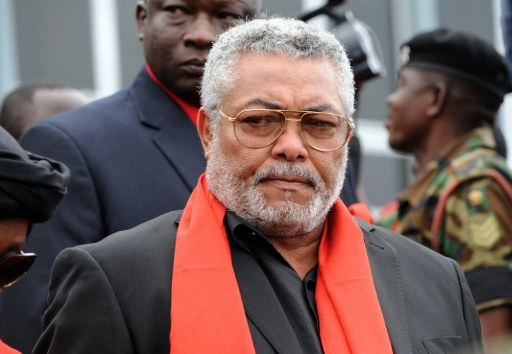 Jerry Rawlings: Ghana Announces 7 Days Mourning