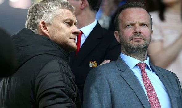 Man Utd Chief Ed Woodward Told How To Go About Solskjaer Sack