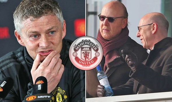 Man Utd Owners The Glazers Receive Advice On When To Sack Solskjaer