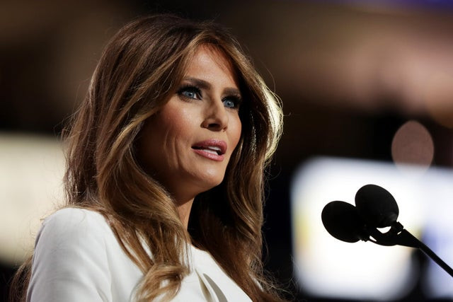 Trump's Wife Melania Counting Down To Divorce After Presidential Defeat - Ex-aide Claims