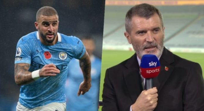 """Roy Keane """"Idiot"""" Comment About Kyle Walker Takes New Dimension"""