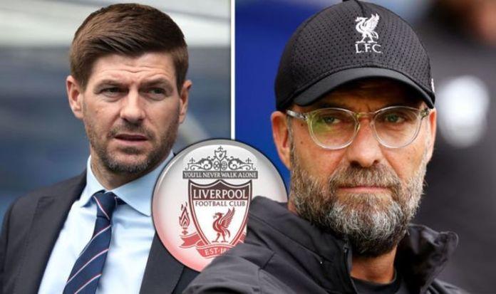 Steven Gerrard To Replace Jurgen Klopp At Liverpool In 2024?