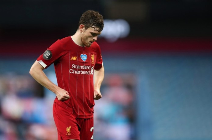 Things Fall Apart For Klopp As Andy Robertson Adds To Liverpool Injury Woes