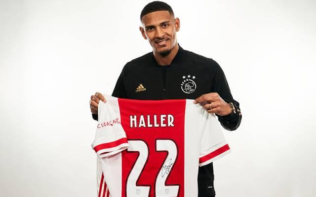 Ajax Announce €22.5M Signing Of Sebastien Haller From West Ham