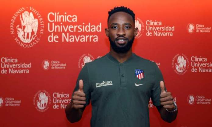 Atletico Madrid Sign Moussa Dembele On €1.5m Loan From Lyon