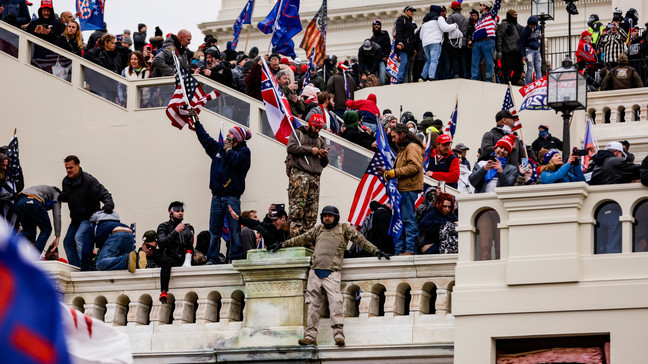 FBI Calls For Helps In Identifying Those Who Invaded The US Capitol