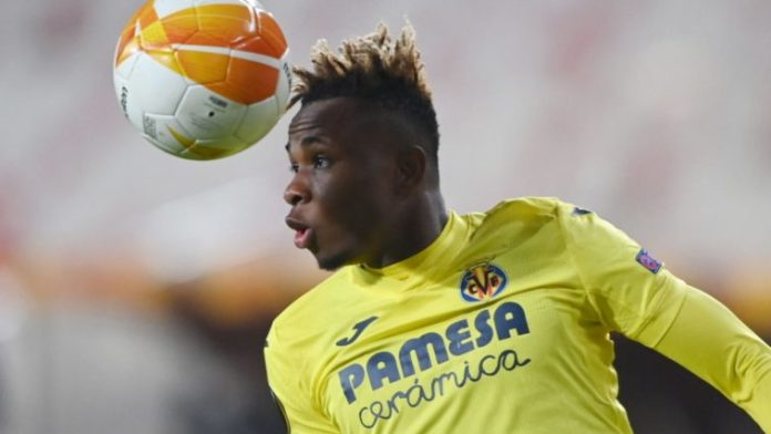 Chukwueze Becomes Villarreal's Youngest-Ever Footballer To Feature In 100 Games