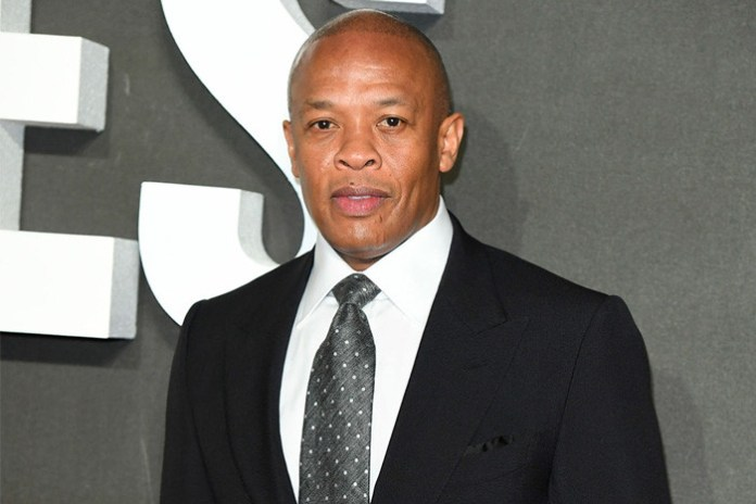 Dr. Dre Out Of Hospital After Suffering Brain Aneurysm