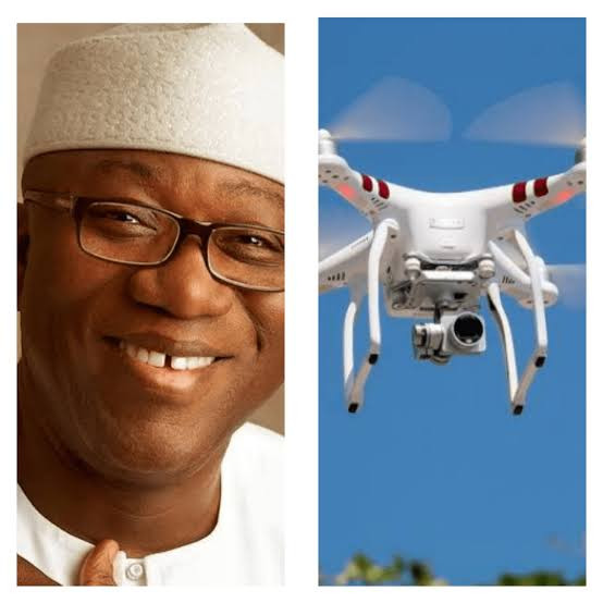 Ekiti Wants To Fight Kidnapping And Banditry With N550m Drones
