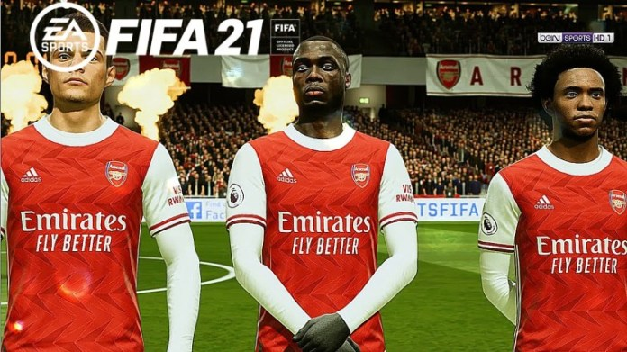 Latest Arsenal FIFA 21 Update: Seven Players Downgraded