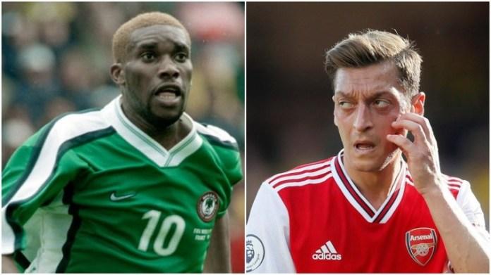 Mesut Ozil Makes Jay-Jay Okocha Reference As He Joins Fenerbahce