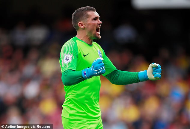 Shirt Number Confirmed For Arsenal New Goalkeeper Mat Ryan