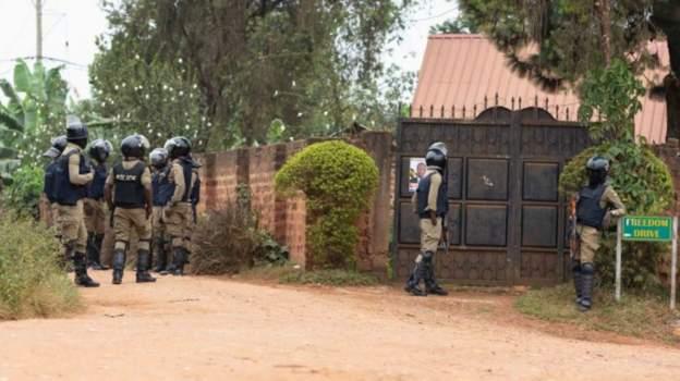 UGANDA: US Ambassador Blocked From Visiting Bobi Wine