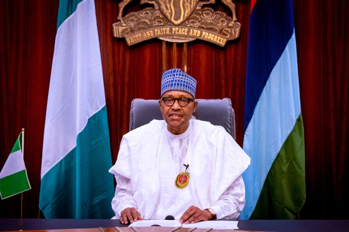 New Year Broadcast: Buhari To Reorganize Security Apparatus, Assures Nigerian Youths Of Fulfilling #EndSARS Demands