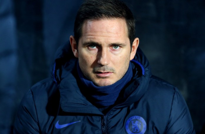 Frank Lampard In Heated Clash With Chelsea Board Over Declan Rice