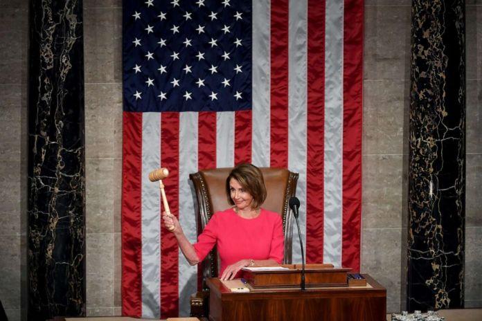 AMERICA: Pelosi Wins Re-election In Tight Margin