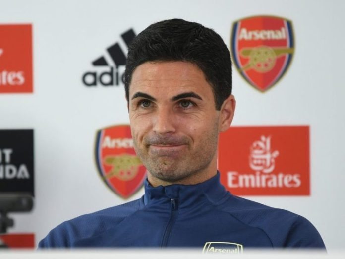 Arteta Releases Fitness Updates On 6 Arsenal Players Ahead Of Wolves Tie