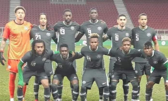 FIFA Drop Super Eagles Of Nigeria On Latest Ranking