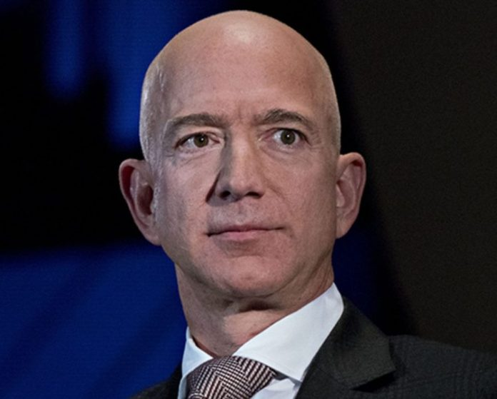 Jeff Bezos of Amazon To Step Down As Company CEO