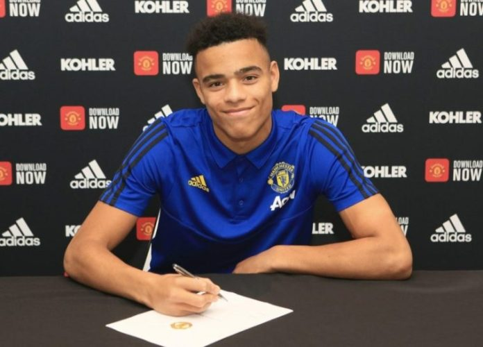 Mason Greenwood Signs New Four-Year Man Utd Contract
