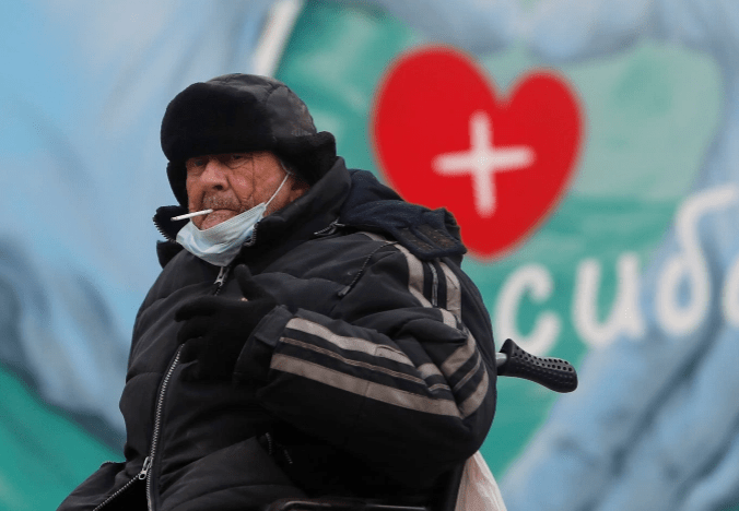 Russia's Population Shrinks, First Time In 15 Years