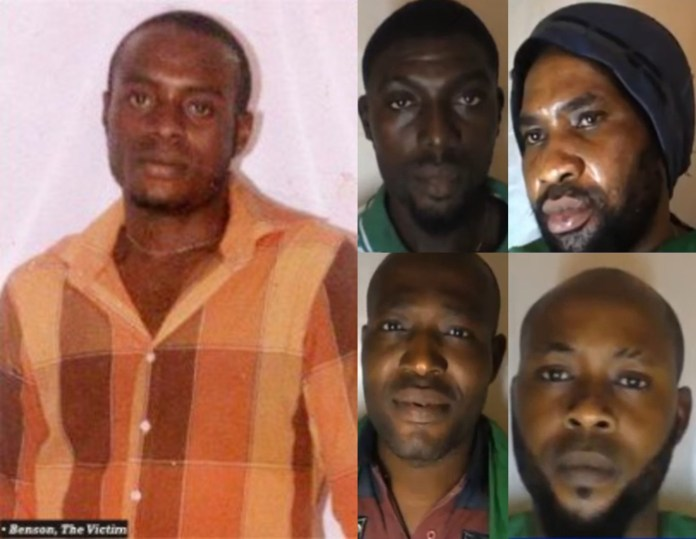 SARS Officers Sentenced To Death For Killing Man And Stealing His N300k