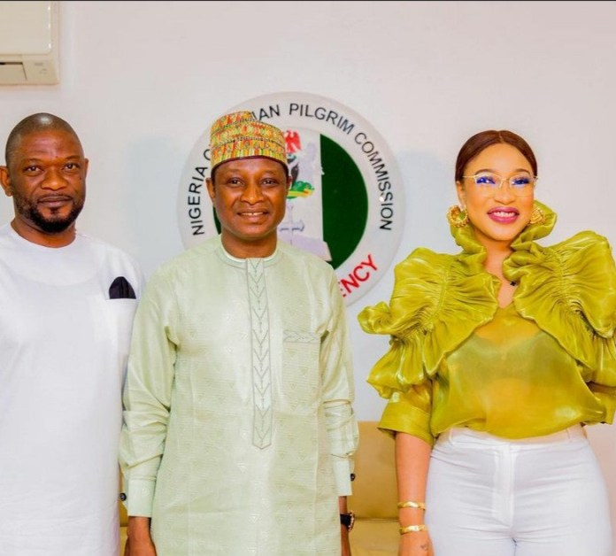 Read Tonto Dikeh's Statement After NCPC Denied Knowledge Of Her Peace Ambassador Appointment By Them