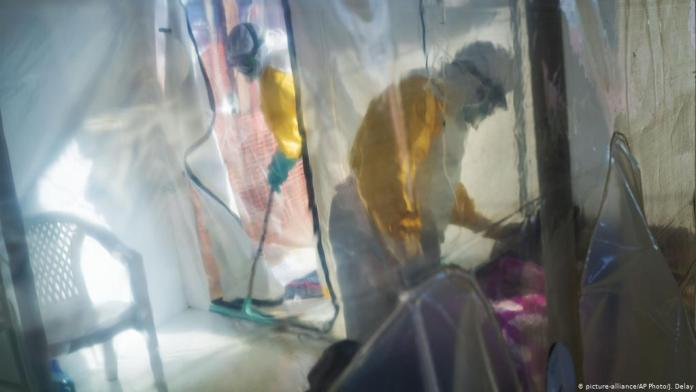 Guinea Confirms 3 Dead Grom Ebola, First cases since 2016