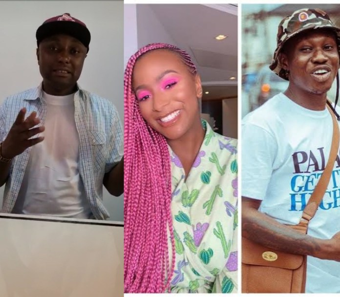 DJ Cuppy Gets Her Unreserved Apology From Isreal Afeare