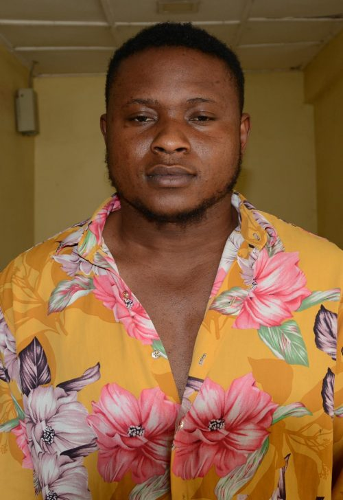 EFCC Slams Nigerian Collins Samuel After scamming the U.S. State of Virginia