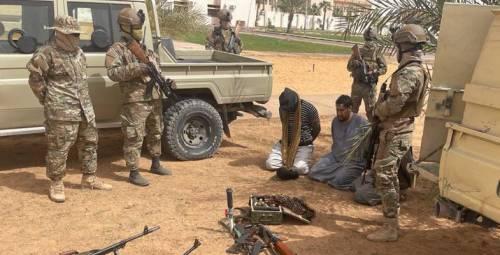 JUST IN: Libyan Army Arrest ISIS Commander, Abu Omar