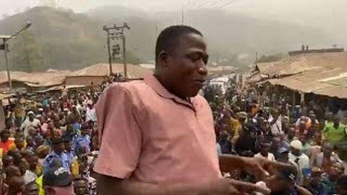 We need Yoruba Nation now – Activist Sunday Igboho