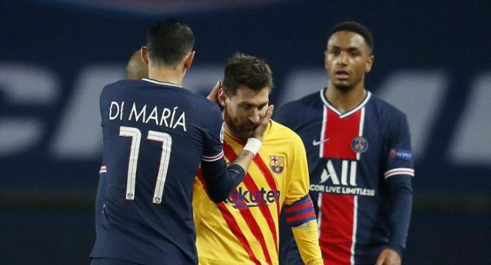 PSG Kick Barcelona Out Of Champions League