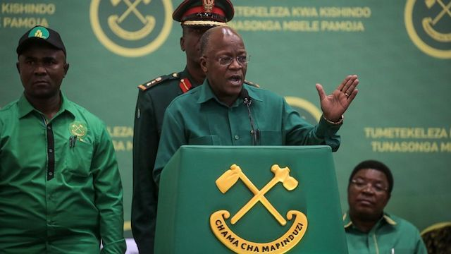 African President, Top COVID-19 doubter comatose with the virus, flown to India